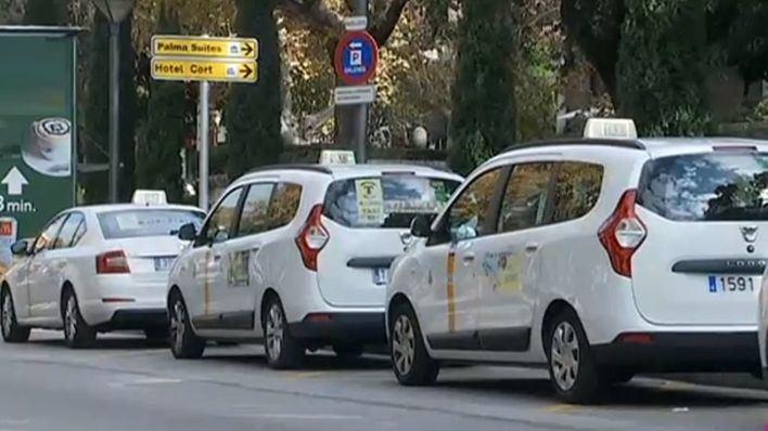 Cort sube las tarifas de los taxis un 2,43 por ciento en Palma