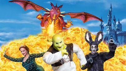 El Auditorium recupera 'Shrek, el Musical' por Semana Santa