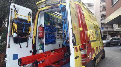 Dos sanitarios del SAMU agredidos dentro de la ambulancia