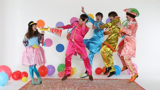 Trui Teatre rinde tributo a The Beatles de la mano de The Flaming Shakers