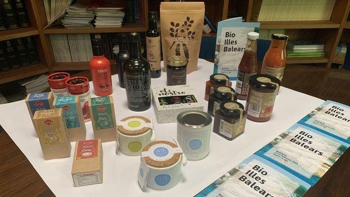 Empresas de Baleares promocionan productos ecológicos en 'Biofach'