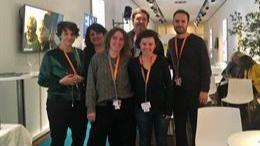 Profesionales del sector audiovisual de Baleares asisten a la Berlinale