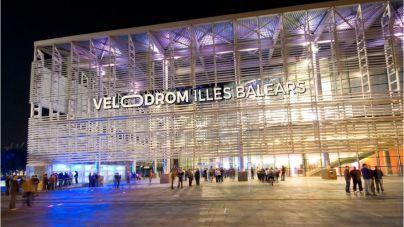 El Palma Arena ya es 'Velòdrom Illes Balears' y estrena logotipo