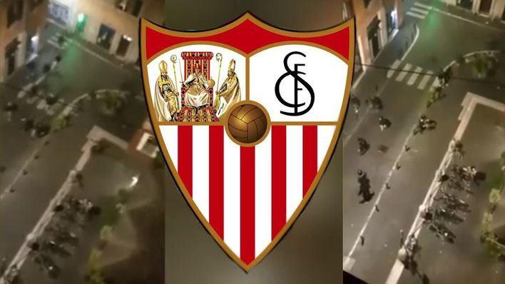 Muy grave uno de los aficionados del Sevilla apuñalados en Roma