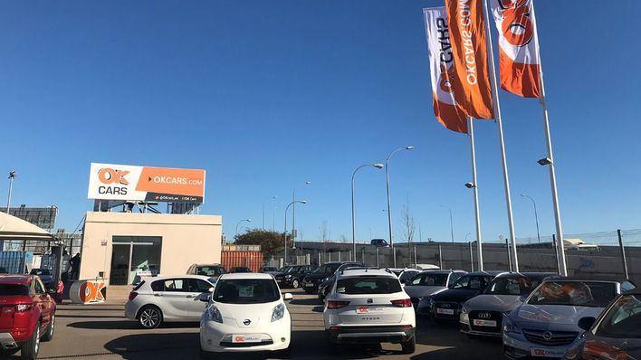 OK Cars inicia cuatro días con descuentos de hasta 2.000 euros