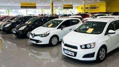 El precio medio del coche de ocasión se sitúa en 13.669 euros en enero