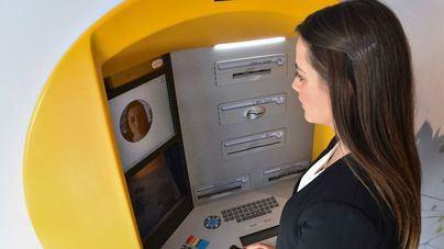 CaixaBank, pionero en usar el reconocimiento facial en sus cajeros