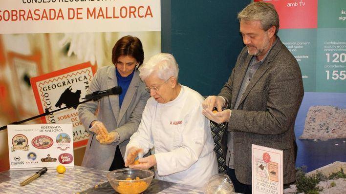 Eroski incrementa un 3,5 por ciento las ventas de sobrasada IGP Mallorca