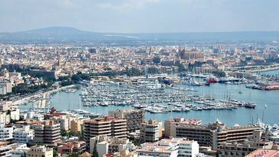 Viernes soleado con temperaturas agradables en Baleares