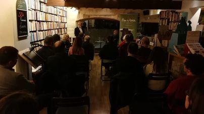 Juan Ignacio Codina presenta en Palma