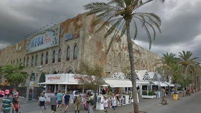 El turismo de borrachera en Playa de Palma se ha ampliado al invierno