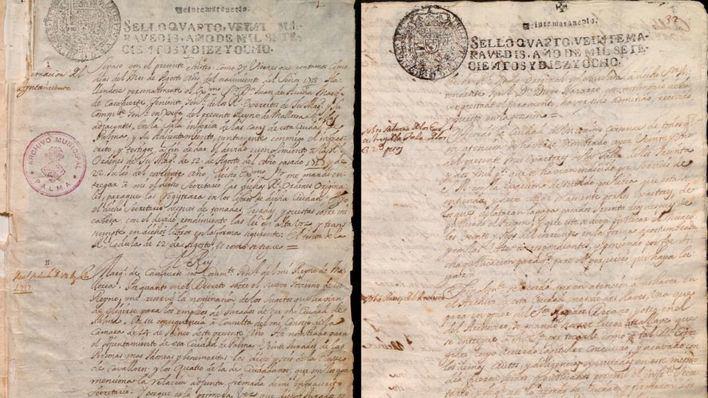 Cort digitaliza las actas municipales de 1718 a 1978