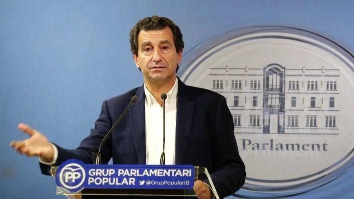 """Company dice que Sánchez ha caído por """"ir de la mano de independentistas y proetarras"""""""