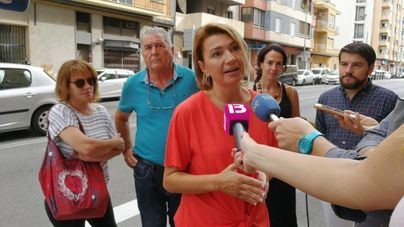 """Marga Durán: """"tenemos a Noguera, al primer 'alcalde del cambio' imputado, del cambio y a peor"""""""