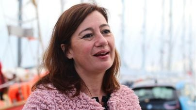 Armengol confía en que el Gobierno apruebe el REB antes del 28A