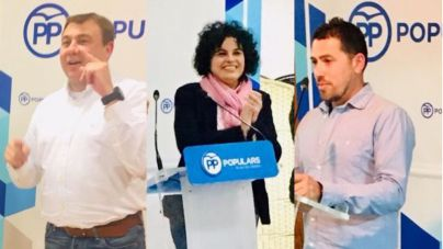 Ramis, Aguiló y Català lideran las listas de Lloseta, Fornalutx y Lloret