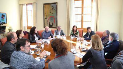El líder de UGT espera que Armengol 'ejerza su influencia' en Madrid para atajar problemas sociolaborales