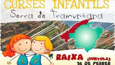 Arranca el VI Circuito carreras infantiles Serra de Tramuntana