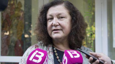 Mae De la Concha no descarta que Podemos vaya en coalición al Senado en Baleares