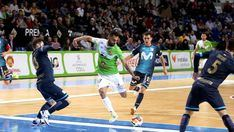 Heroica victoria del Palma Futsal frente al Movistar Inter por 2-1
