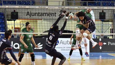 El Urbia Voley Palma vence al Unicaja Almería