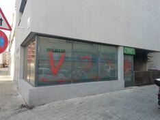 Acto vandálico contra la sede de los 'polillas' de la Guardia Civil en Palma