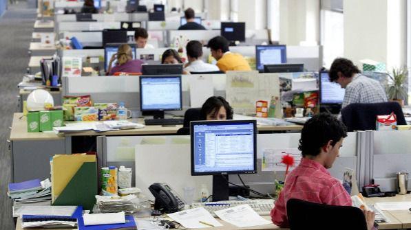 Los ruidos cotidianos en la oficina reducen en 34 minutos la productividad de cada trabajador