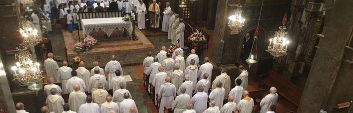 La falta de vocaciones mallorquinas obliga a los misioneros a dejar Lluc