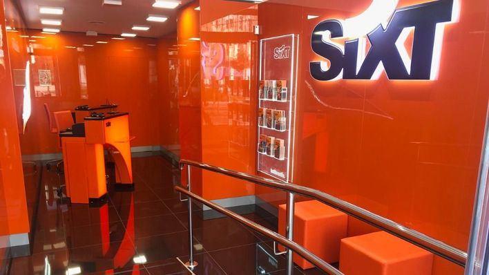 Sixt abre oficina junto a la estación de tren de Granada