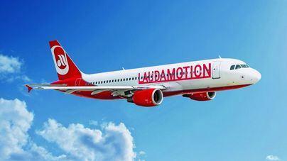 Laudamotion transportará 1,2 millones de turistas alemanes a Palma este verano
