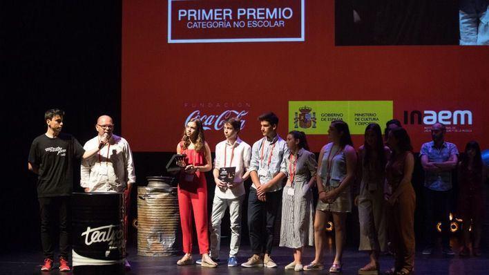 Los premios 'Buero' de la Fundación Coca-Cola llegan a Palma