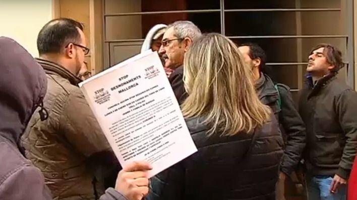 1.273 desahucios en cuatro años en Palma, la mayoría en Pere Garau, La Soledat y Son Gotleu