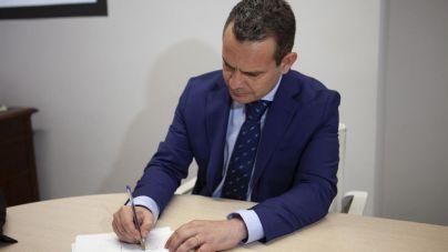 Fuster ya es senador por Baleares en sustitución de Bauzá