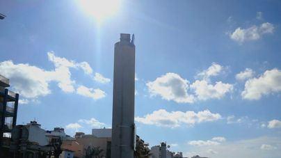 Miércoles con predominio de cielo nuboso en Baleares
