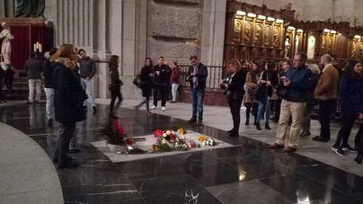 El Gobierno reconoce que no puede exhumar a Franco sin permiso de los benedictinos