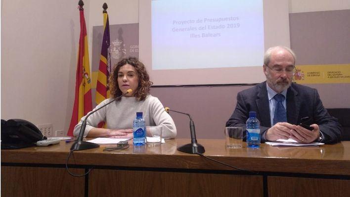 """La delegada del Gobierno insiste en que se aprobará el REB """"lo más rápido posible"""""""