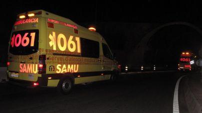 El niño de cinco años atropellado en Sant Joan sigue en estado muy grave