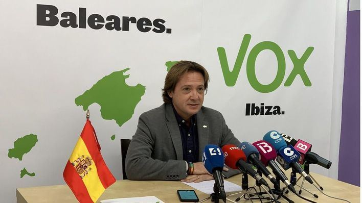 Vox advierte a PP y Cs: no habrá pacto de Govern sin derogar la Ley de Normalización Lingüística