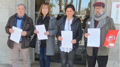 UGT propone una 'huelga feminista mixta' para el 8M en Baleares