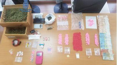 Detienen a dos mujeres con 500 pastillas de éxtasis en Son Gotleu