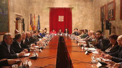 El Govern confía en que las medidas fiscales del nuevo REB puedan aplicarse en enero de 2020