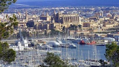 Las pernoctaciones hoteleras en Balears caen un 17,3 por ciento