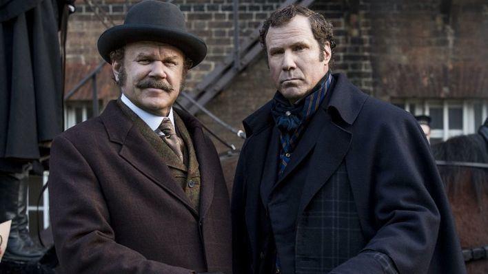 La versión más cómica de 'Holmes & Watson' llega a los cines