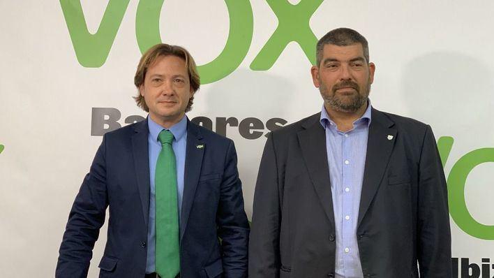 VOX apuesta por el mundo rural con Pedro Bestard como candidato al Consell de Mallorca