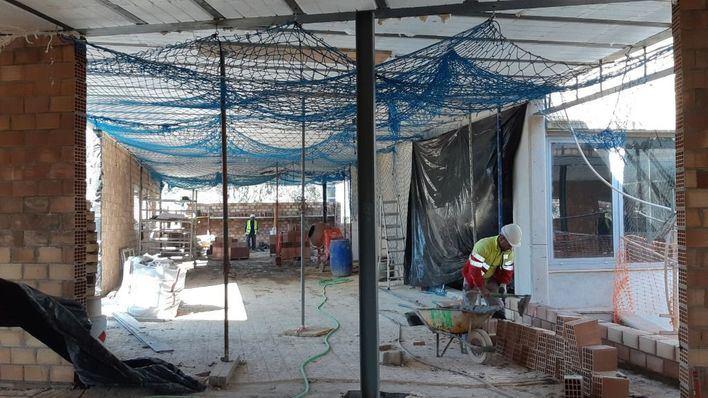 Las obras del centro de salud de Santa Ponça amplía a 27 las consultas
