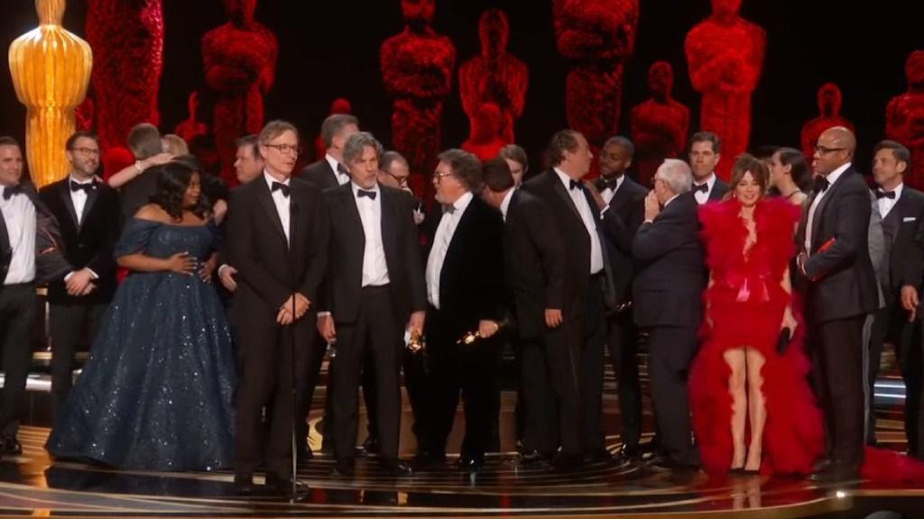 Los Oscar se decantan por 'Green Book' sobre 'Roma' como mejor película