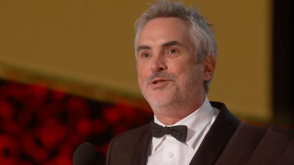 Alfonso Cuarón se lleva tres Oscar por 'Roma'