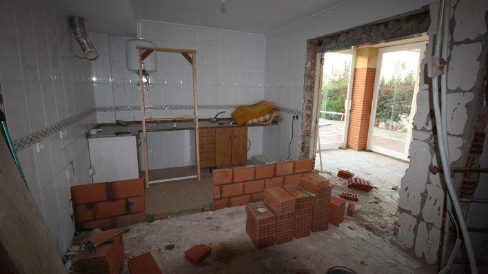 Las reformas de viviendas movieron 5,9 millones en Baleares