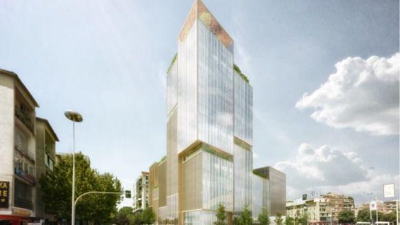 Meliá abre un nuevo hotel en la capital de Albania