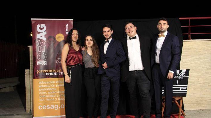 Unos 200 alumnos del Cesag organizan su propia gala de los Oscars